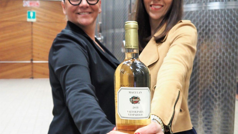 Il nuovo Valvolpara Vespaiolo 2018: solo 639 bottiglie!